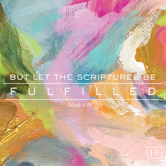 scriptures-fullfilled